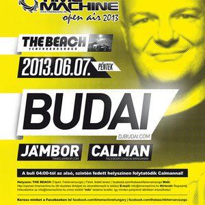 Jambor Live @ Time Machine Open Air 20130607