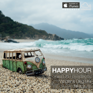 Happy Hour Live by Woofer and Oleg Uris 18.10.2018