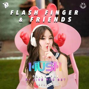 DJ HUSH I DJ LIVE SET I FLASH FINGER & FRIENDS I COCOLAND, SEOUL, KOREA I 2019.09.13