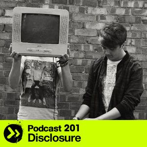 Disclosure – Data Transmission Podcast 201