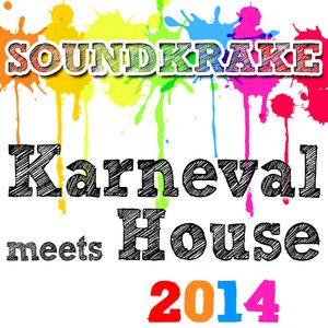 MonatsMix #19 - Karneval meets House 2014