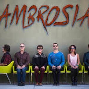 AMBROSIA DRUMMER BURLEIGH DRUMMOND