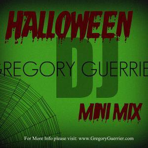 DJ Gregory Guerrier - Halloween Mini Mix
