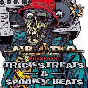 Mr. Atko Presents: Tricks, Treats & Spooky Beats