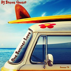 Dj Steve Quest - One Summer Love (summer 2016)