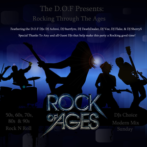 Rock of Ages 80's