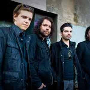 12/05/11 with The Boxer Rebellion
