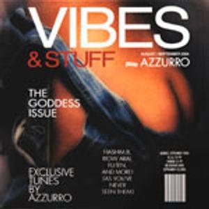 AZZURRO - VIBES & STUFF a-side