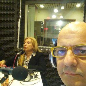 María Cristina Cortesi y Sergio Iribarren Pugach