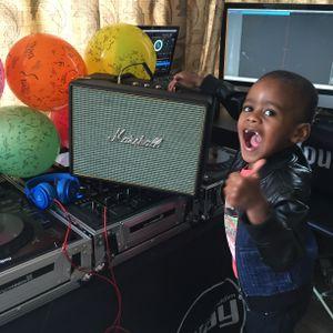 Dj Arch Jnr - 5th Birthday Celebration Mix 2017