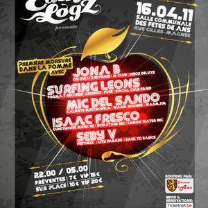 Jona.b live set @ eden logz www.jona-b.com
