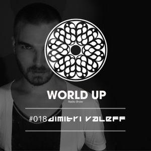 Dimitri Valeff - World Up Radio Show #018
