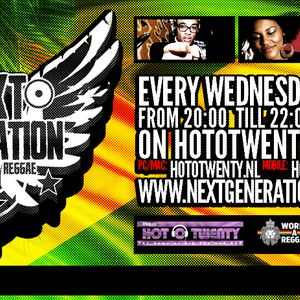 DJ D-train Phantom & Jenny Fyah - NEXT GENERATION RADIO [04-04-2012] Guest - ARF Promotors