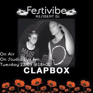 Festivibe Radio Show 004 Clapbox