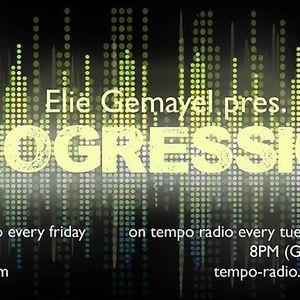 Elie Gemayel pres progression episode 11