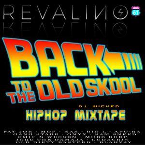 Back to the oldskool hiphip mixtape 2017