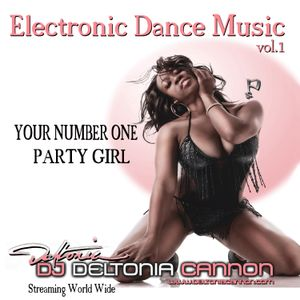 Dj Deltonia Cannon Electronic Dance