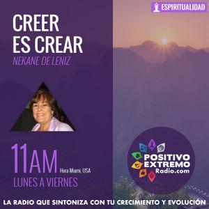 CREER ES CREAR CON NEKANE DE LENIZ -LA GRATITUD-   -05-04-2017-