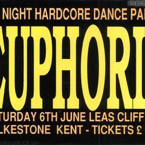 Kenny Ken - Euphoria - Leas Cliff Hall Folkestone - 1992