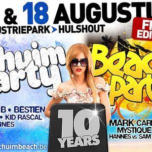 Bassjunk @ Schuimparty (Hulshout)(Classic Set)
