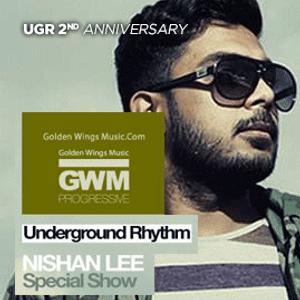 Nishan Lee - Underground Rhythm 2nd Anniversary on GWM