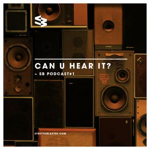 The Blast Podcast #1: FFiume presents Can You Hear It?