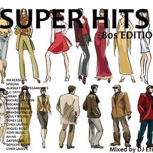 Super Hits 80s Edition - Sesión