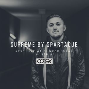 Supreme 255 with Spartaque Live @ Bunker, Graz, Austria