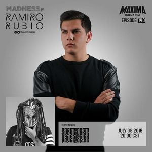 Madness 140 with Ramiro Rubio and Robots Don't Have Sisters