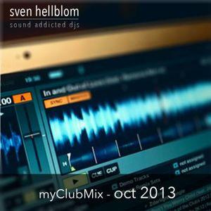 myClubMix 2013-10