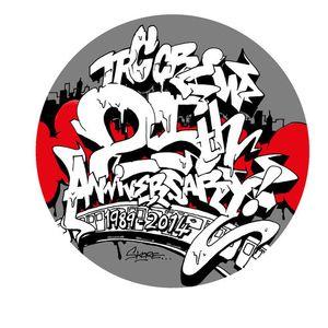 Kid Dyno TRC 25th Anniversary Warm Up Mix