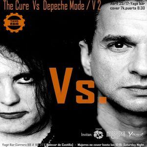 The Cure Vs Depeche Mode 29 04 17 By Tavo Ebm Mixcloud