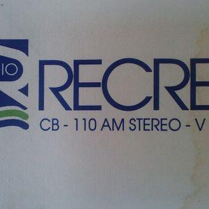 CB 110 Radio Recreo (recreación 1982)
