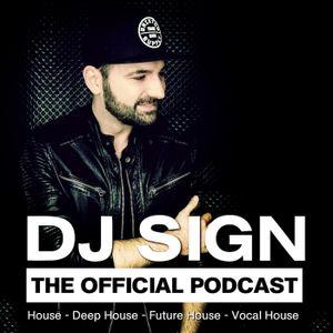 DJ Sign - House Sign`s #017 2016