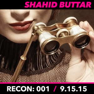 Shahid Buttar playing Recon 001 @ Lookout in San Francisco (09.15.2015)