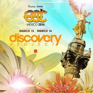 "KikeONE ""Discovery Project: EDC México 2014"""