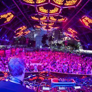 DJ ALIEN ALLEN MINIMAL TECHNO MIX  2017