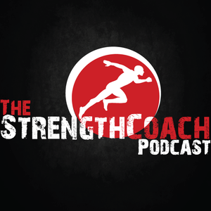 Episode 180- Strength Coach Podcast