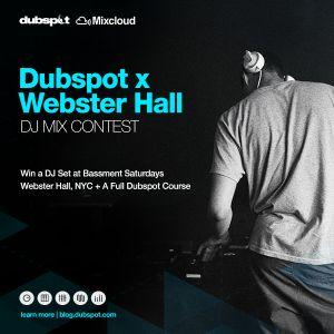 Dubspot Mixcloud Contest: Angel Rafael