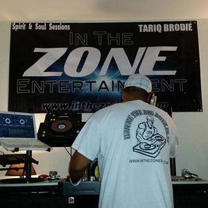 "DJ TARIQ BRODIE ""SPIRIT & SOUL SESSIONS"" 24 OCT 15"