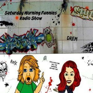 """Saturday Morning Funnies #7 – Hosts """"Puddin"""" & Shanster"""