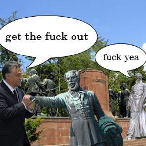 2011.10.14. Kossuth-szobor visszatér!
