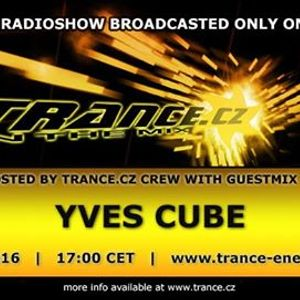 Yves Cube - TranceCZ in the Mix 130 11-07-2016