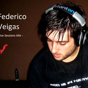 Federico Veigas @ Live Sessions Mix - 17.01.2012