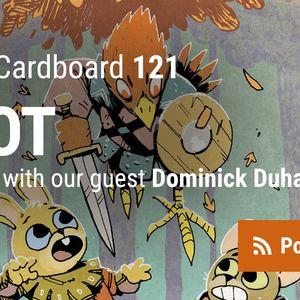 Heavy Cardboard Episode 121 - Root