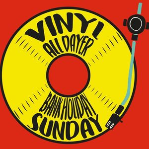 Thompsons Terrace - Vinyl Only All Dayer Old School Mix - Bank Holiday Aug 2018
