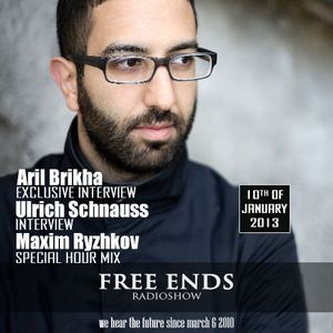 Multistyle Show Free Ends 141 - Kept Within (Maxim Ryzhkov, Ulrich Schnauss, Aril Brikha)