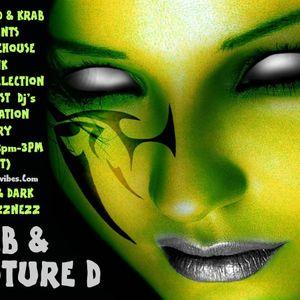 Dj Krab Dj Sonic Phuture D Atomic Vibes Radio 23-10-11