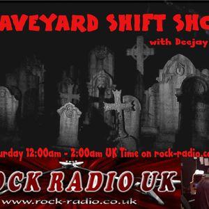 Absinthia & Deejay Greenz Graveyard Shift Show 26 03 2016  00:00 - 02:00 On Rock Radio UK