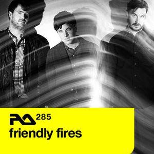 RA285. Friendly Fires   14 November 2011